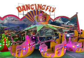 Dancing Fly Amusement Rides