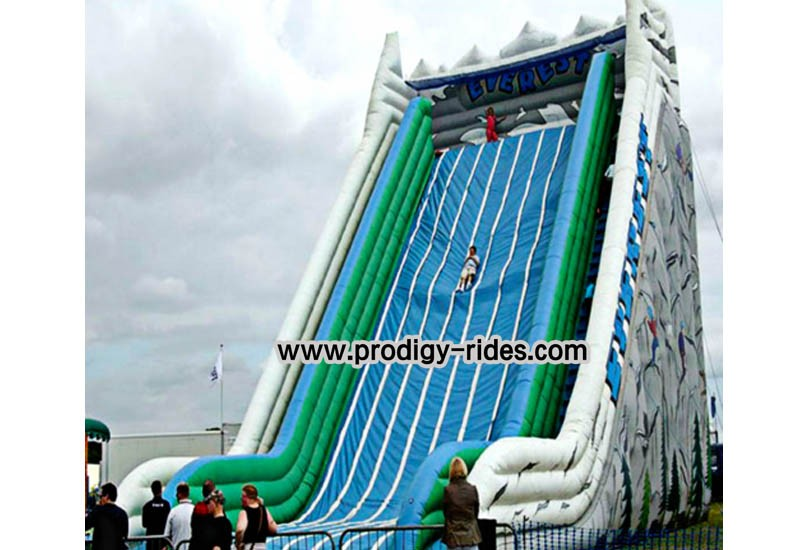 Inflatable Slide Bouncy House Prodigy